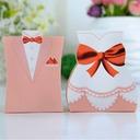 Smoking & Abendkleid Geschenkboxen (Satz von 12)
