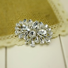 Rhinestone Crystal Buckles Accessories