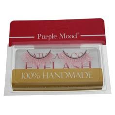 De fibras artificiales 1 Par Pretty Reflejo Cannetille estilo CFE464 Maquillaje