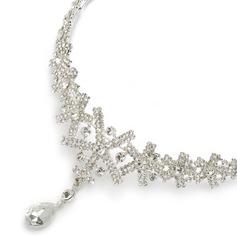 Elegant Legering Panna smycken