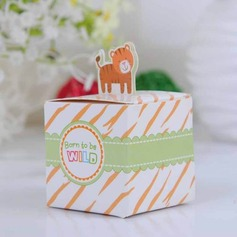Tiger era Muy Buena Cubic Cajas de regalos (Juego de 12)