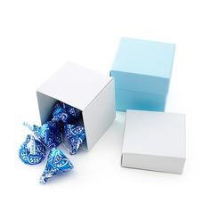 Simple Cubic Cajas de regalos (Juego de 24)