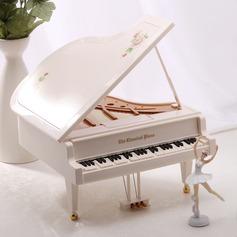 Non-personalized Elegant Alloy Plastic Music Box