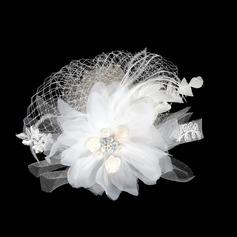 Trendiga Kristall Netto Blommor
