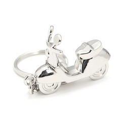 Cool Motorcycle Design Stainless Steel Keychains