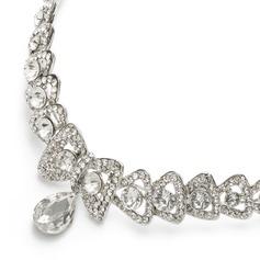 Spesielle Krystall/Rhinestones Pannen Smykker